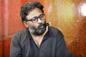 Director Ram on Taramani