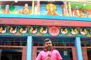 Guru Sithanandha temple