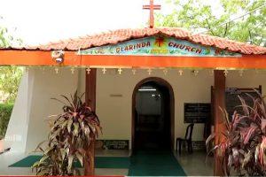 Clarinda church in Tirunelveli
