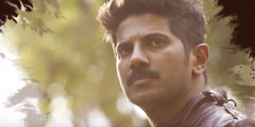 Dulquer In Solo