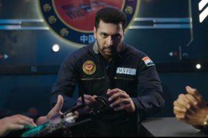 Jayam Ravi in Tik Tik Tik teaser