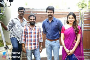 Shivakarthikeyan in Ponram movie