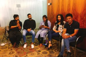 Thiruttu Payale 2 team - Bobby Simga, Prasanna, Amala Paul and Susi Ganeshan