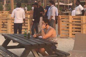 Atlee and Vijay In Dubai