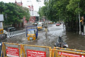 Chennai Rain to resume from December 19.