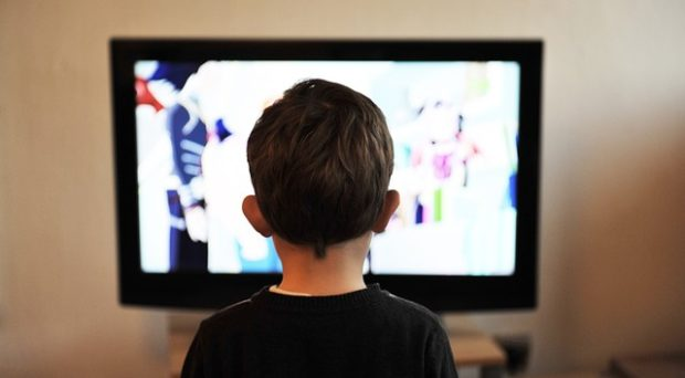 Children and television