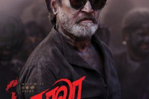 Superstar Rajinikanth's Kaala second look launched by Dhanush