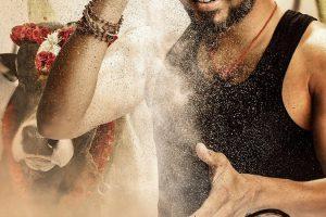 Vijay's Mersal movie poster