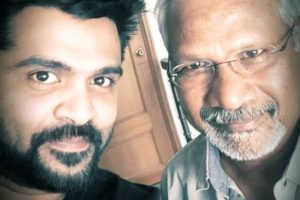 Simbu attends Mani Ratnam's acting workshop for their next.