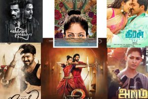Suryan Top 15 Kollywood movies of 2017