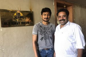 Udhayanidhi Stalin to team up with director Seenu Ramasamy.