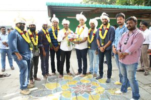Actor Vikranth starrer Suttu Pidikka Utharavu launched.