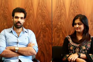 Sibiraj and Ramya Nambeesan in Sathya