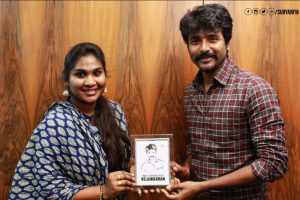 Sivakarthikeyan talks about Velaikkaran