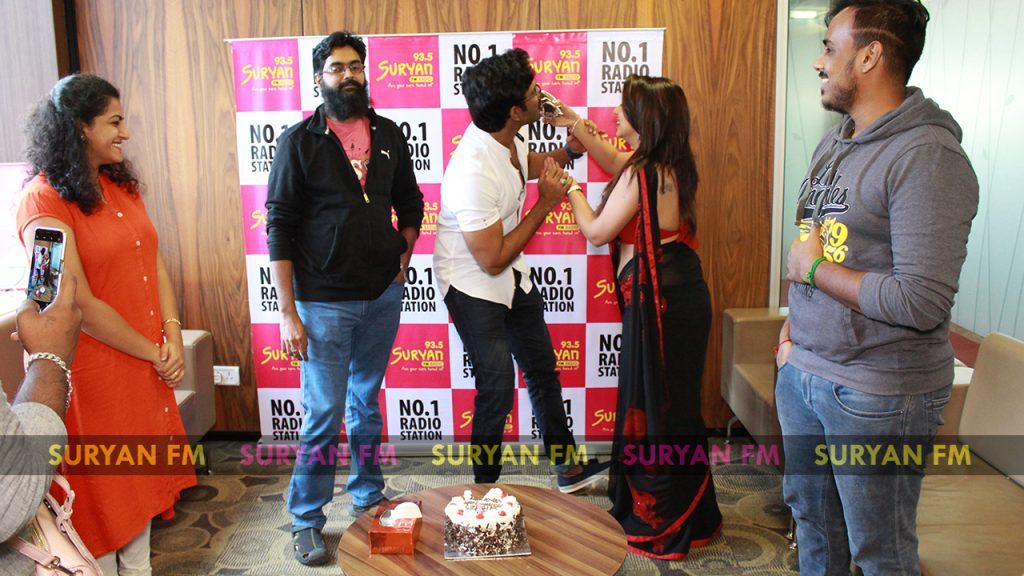 Maragadha Naanayam special interview