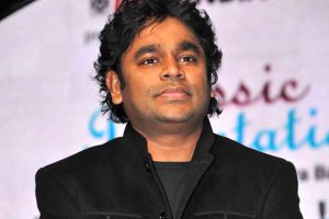 A.R.Rahman at 57th FF Awards