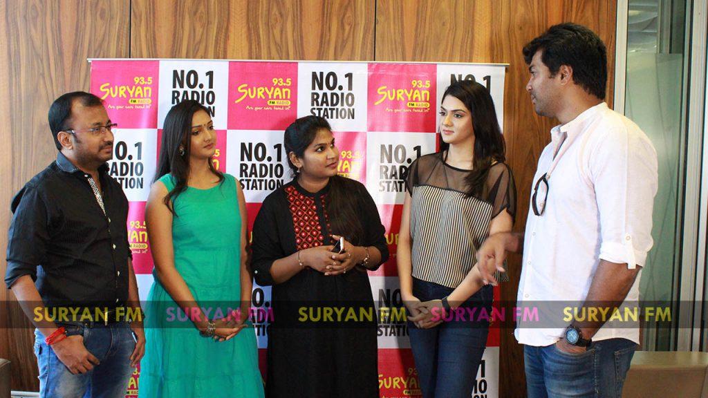 Aayirathil Iruvar movie audio launch.