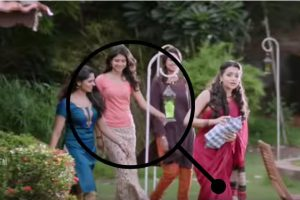 Aruvi fame Aditi Balan spotted in Ajith's Yennai Arindhal