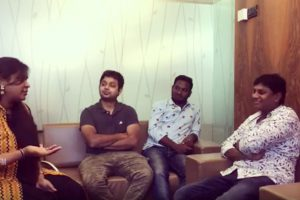 Gulaebhagavali team interview