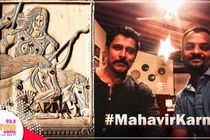 Vikram's next is a multilingual biggie titled 'Mahavir Karna' directed by RS Vimal.