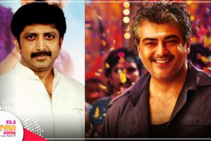 Mohan Raja wants to direct Thala Ajith in a negative shaded character.