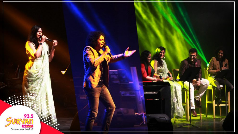Rhythm 2017, a musical extravaganza hosted by Suryan FM.