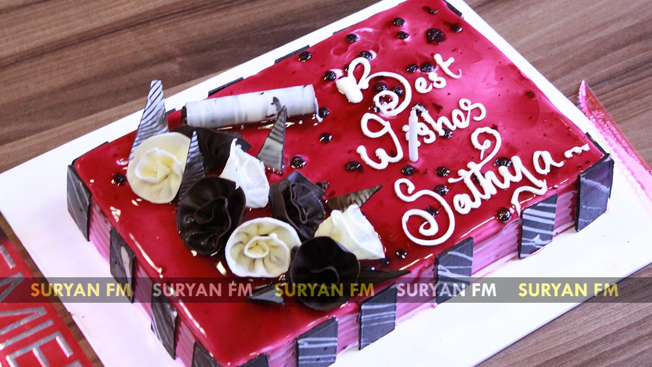 Sathya movie audio launch.
