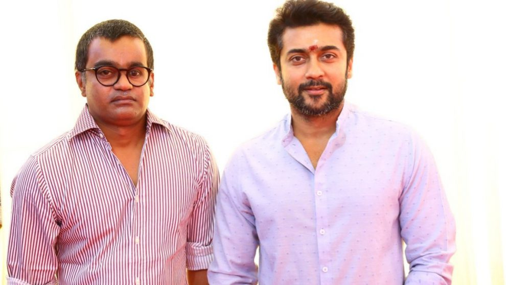 Suriya 36 officially launched with a pooja.