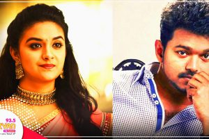 Keerthy Suresh to play female lead in Vijay's Thalapthy 62.