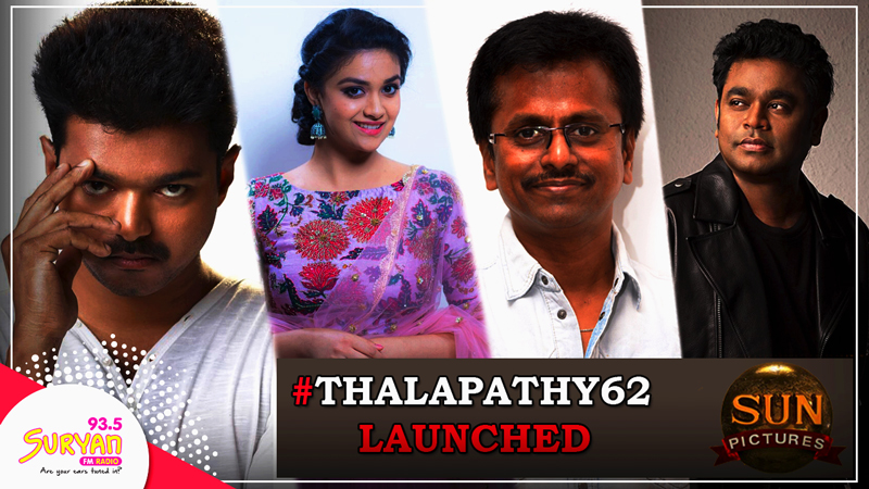 Thalapathy62 launched