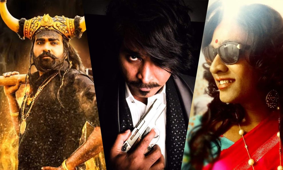 Vijay Sethupathi has 5 projects lined up for 2018.