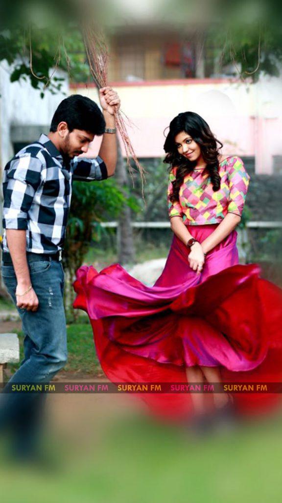 Yemaali stars Sam Jones and Athulya Ravi.