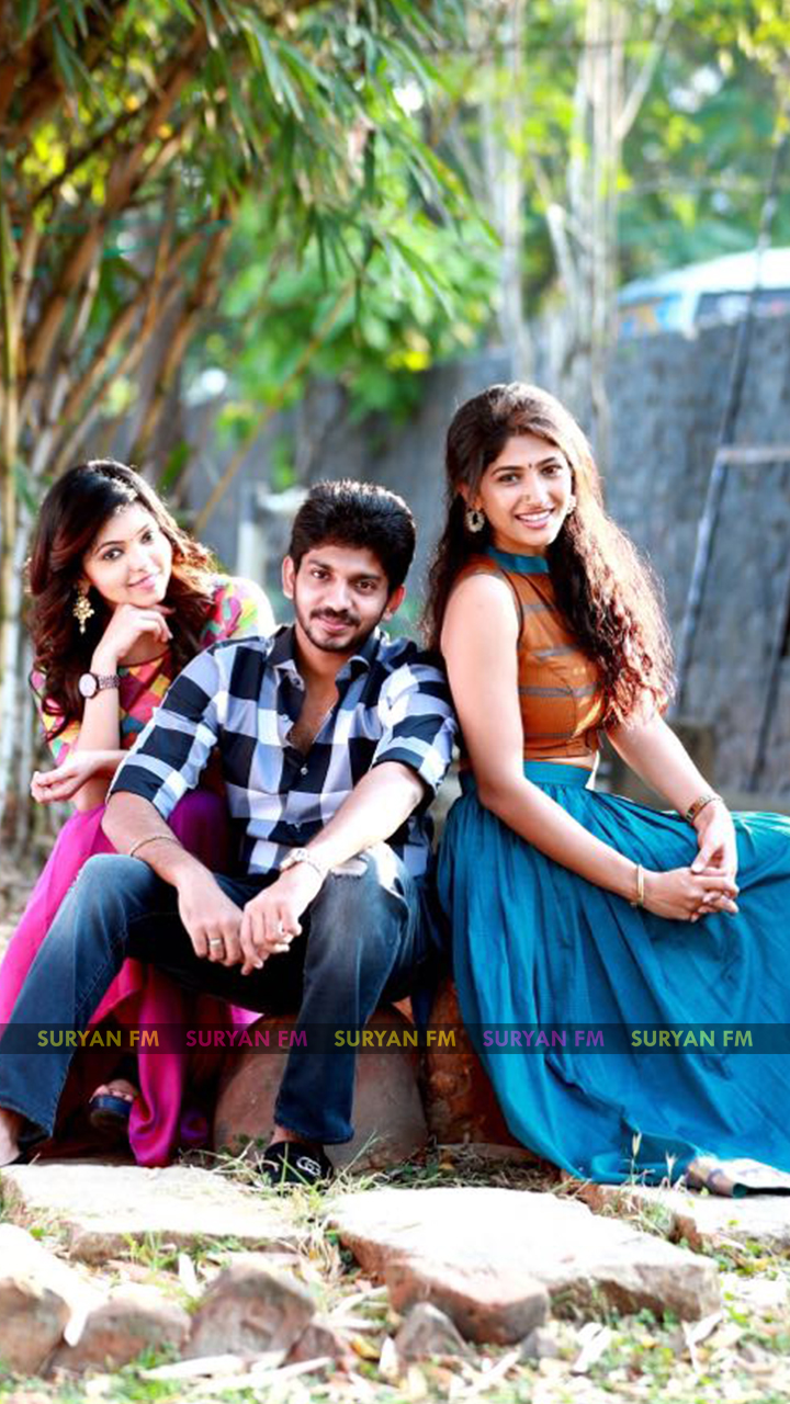 Yemaali stars Sam Jones and Athulya Ravi.