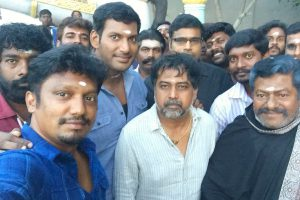 Sandakozhi 2 Chennai schedule wrapped.