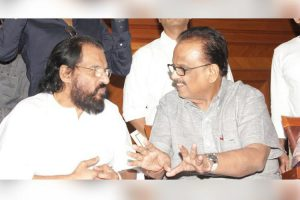 SPB- Yesudas join hands