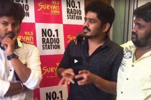Exclusive interview with Yenda Thalaila Enna Vekkala team