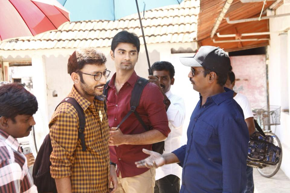 Boomerang shooting stills