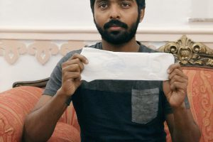 G.V. Prakash takes up the padman challenge