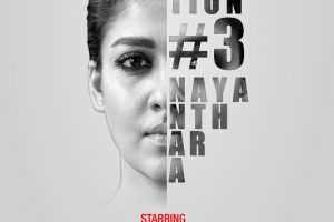 Nayanthara in a horror film
