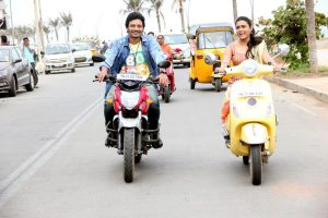 Jiiva and Shalini Pandey in Gorilla