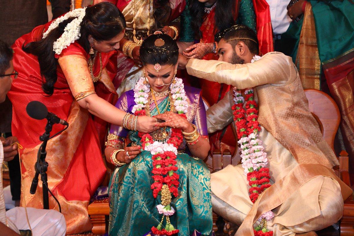 Keerthana Parthipean wedding