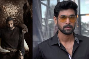 Rana Daggubati to stay with 15-20 elephants in jungle before filming for Haathi Mere Saathi.
