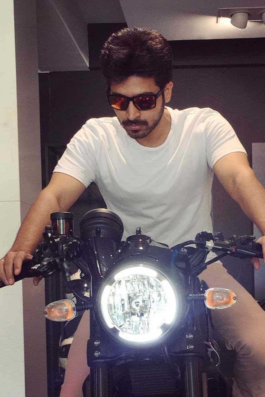 Harish Kalyan Photos