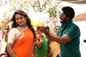 Jaga Jaala Killadi shooting stills.
