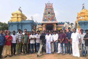 Kalavani 2 shooting begins.
