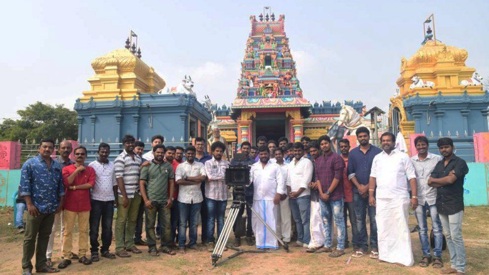 Kalavani 2 shooting begins.