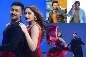 Kaappaan Photos