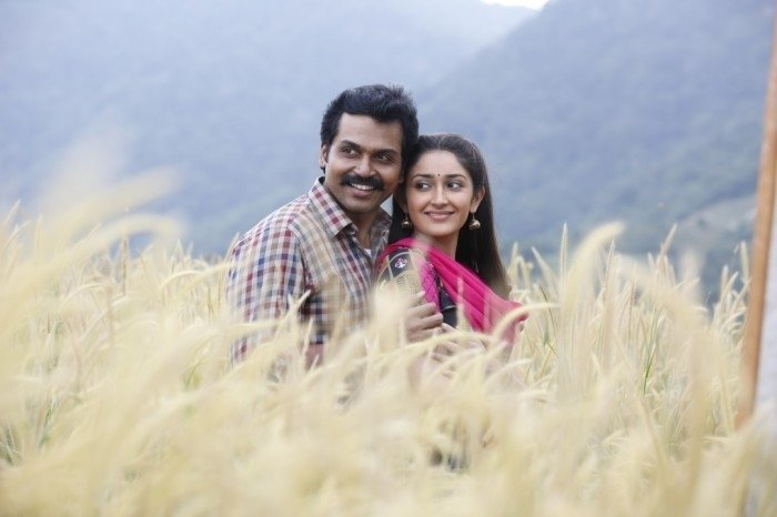 Kadaikutty Singam movie stills.