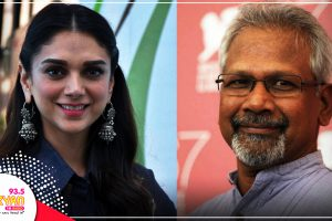 Mani Ratnam and Aditi Rao Hydari team up