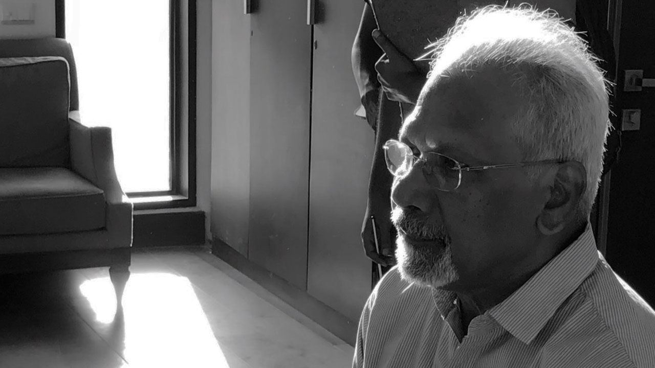 Mani Ratnam latest still.